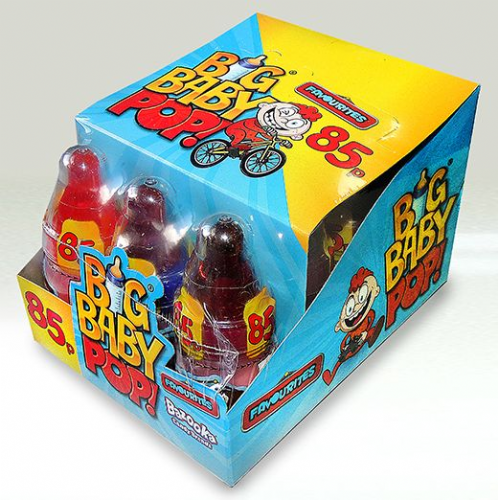 BAZ09 BIG BABY POP 85p